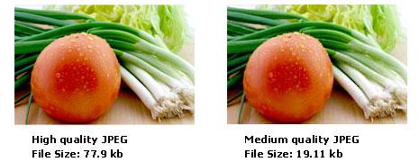 JPEG Example