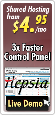 Fast and reliable control panel