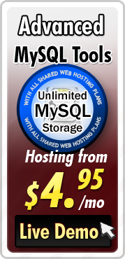 Advanched MySQL Database Management Tools