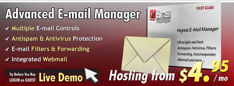 A complete and secure email solution from NTC Hosting