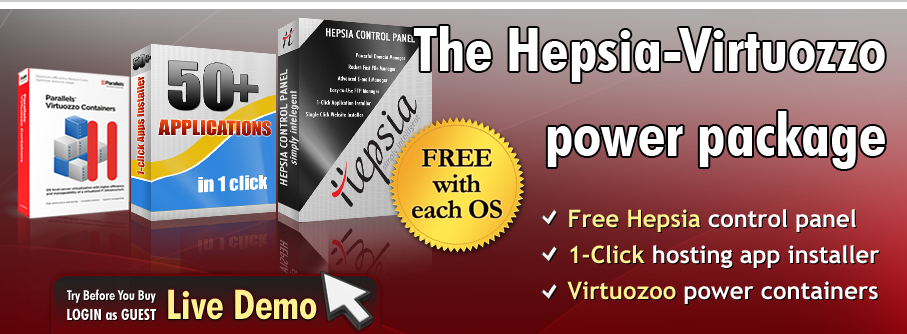 The Hepsia 1-click package